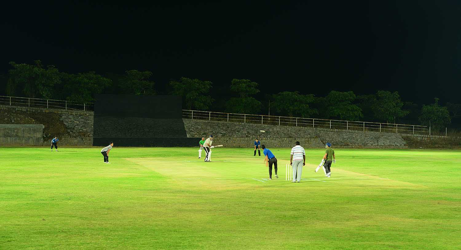 Cricket-stadium