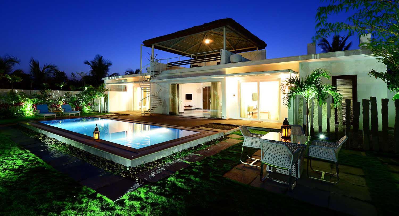 Luxury Resorts in Hyderabad , Palm Exotica